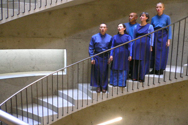 Meredith Monk Inaugural Tower Performance