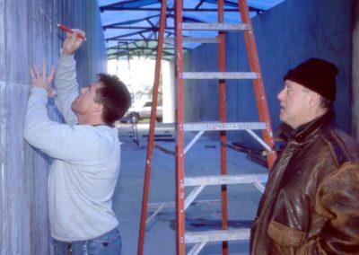 David Rabinowitch and Jim Jennings